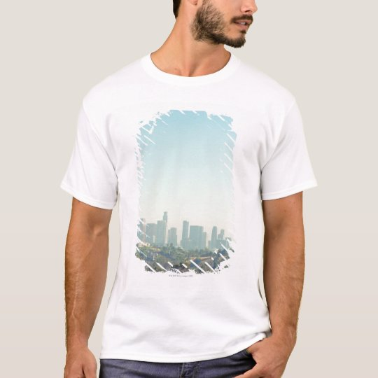 Los Angeles Cityscape T-Shirt