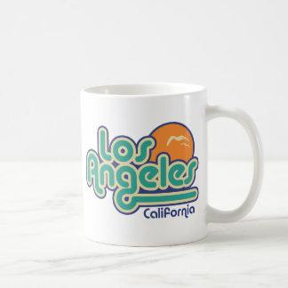 Los Angeles Classic White Coffee Mug