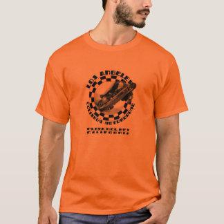 Los Angeles Coliseum Motordrome c1909 T-Shirt