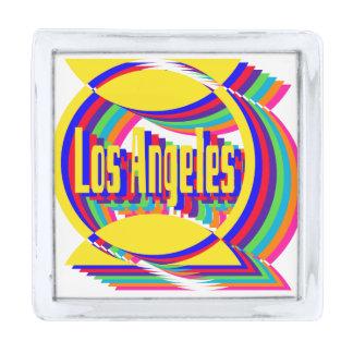 Los Angeles Color Combo 1 Lapel Pin