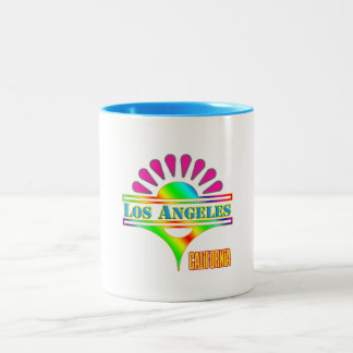 """""""Los Angeles Colorful 1"""" Cup"""