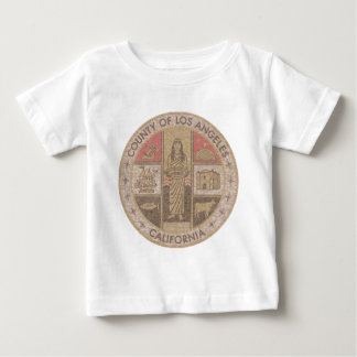 Los Angeles County Seal Baby T-Shirt