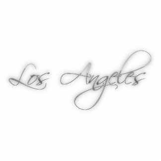 Los Angeles Cutout
