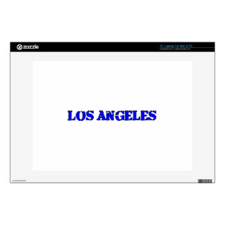 Los Angeles Decals For Laptops