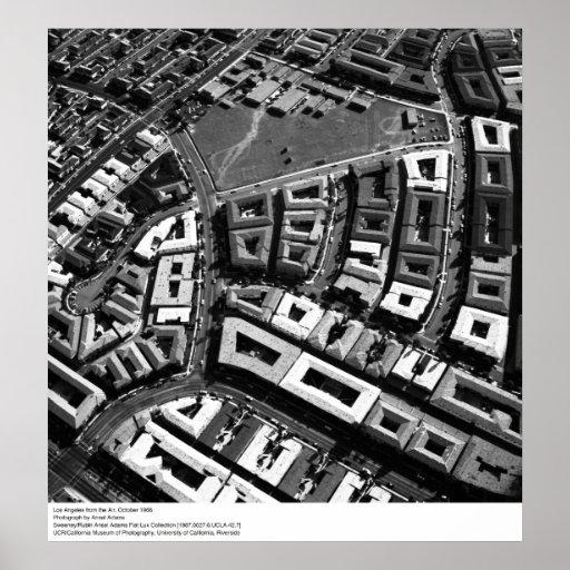 Los Ángeles del aire, 1966 Poster