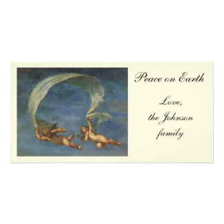 Los ángeles detallan de Adonis llevaron por los Tarjetas Fotograficas