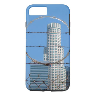 Los Angeles Downtown Abstract iPhone 8 Plus/7 Plus Case