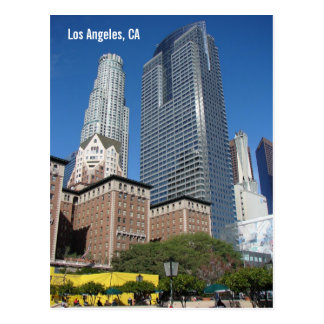 Los Angeles Downtown Postcard!