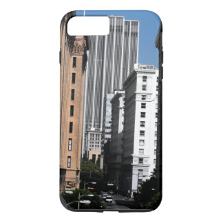 Los Angeles Downtown Skyscrapers iPhone 8 Plus/7 Plus Case