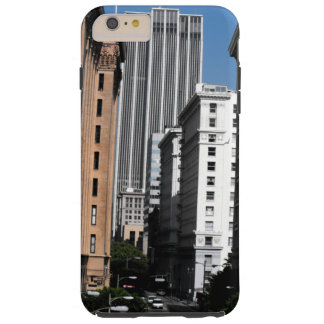 Los Angeles Downtown Skyscrapers Tough iPhone 6 Plus Case
