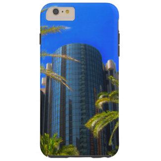 Los Angeles Downtown Urban Tough iPhone 6 Plus Case