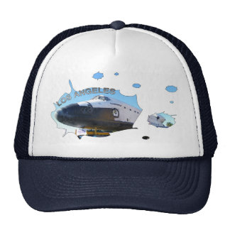 Los Angeles/Endeavour Hat! Trucker Hat