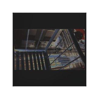 Los Angeles fire escape part 2