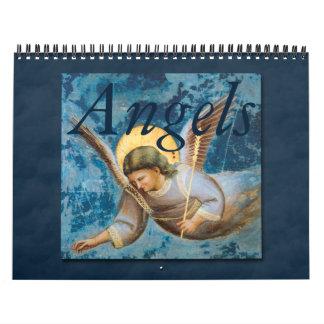 Los ángeles hacen calendarios 2013