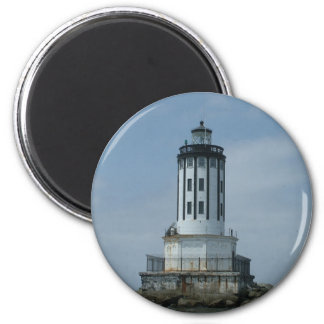 Los Angeles Harbor Lighthouse 2 Inch Round Magnet