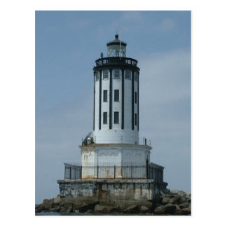 Los Angeles Harbor Lighthouse Postcard