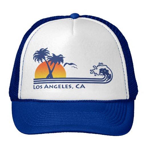 Los Angeles Mesh Hat