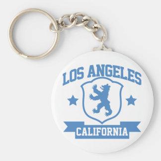 Los Angeles Heraldry Keychain