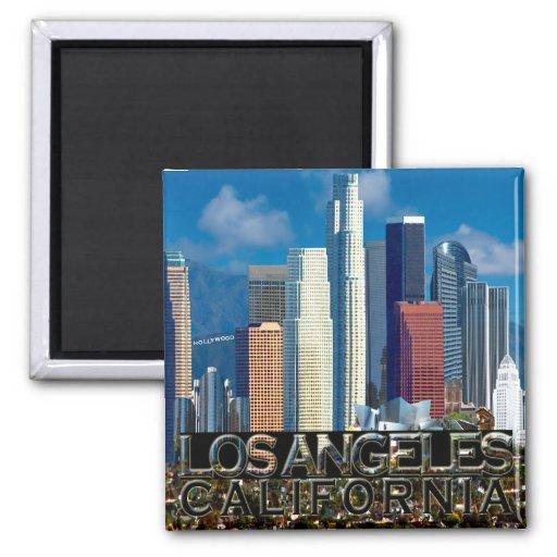 Los Ángeles Iman Para Frigorífico