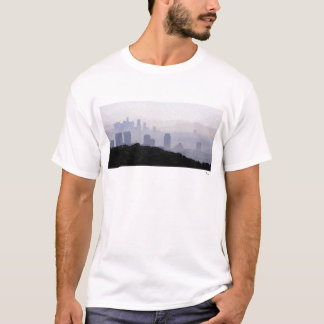 Los Angeles in the Fog T-Shirt