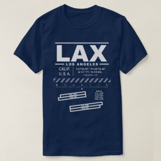Los Angeles International Airport LAX T-Shirt