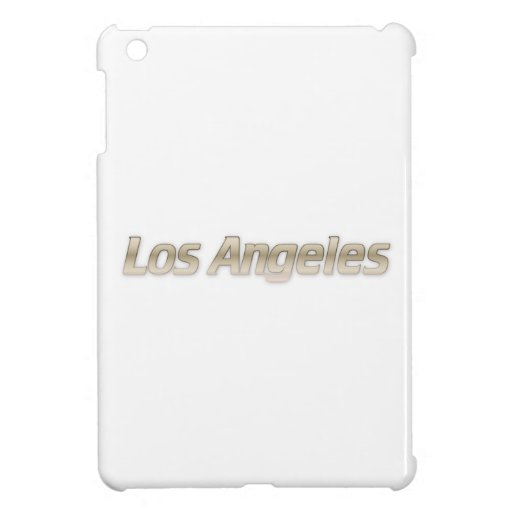 Los Ángeles iPad Mini Funda