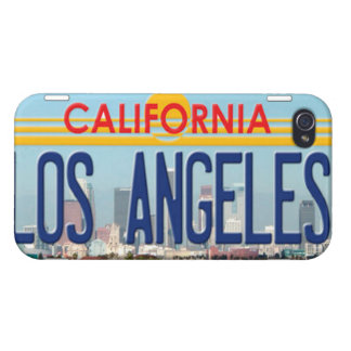 Los Angeles iPhone 4 Case