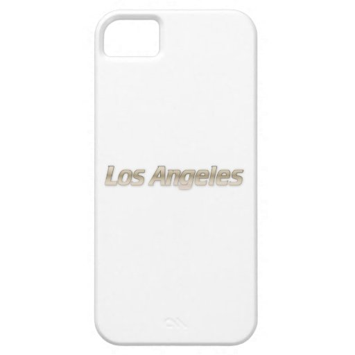 Los Ángeles iPhone 5 Case-Mate Carcasas