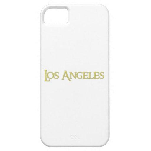 Los Ángeles iPhone 5 Fundas