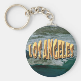 Los Angeles Key Chain