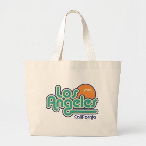 Los Angeles Large Tote Bag