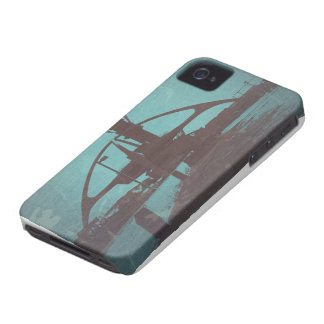 Los Angeles LAX Airport iPhone 4 Case-Mate Case