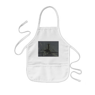 Los Angeles LAX Airport Kids' Apron