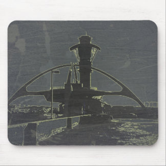 Los Angeles LAX Airport Mouse Pad