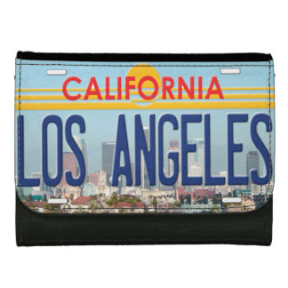 Los Angeles Leather Wallet