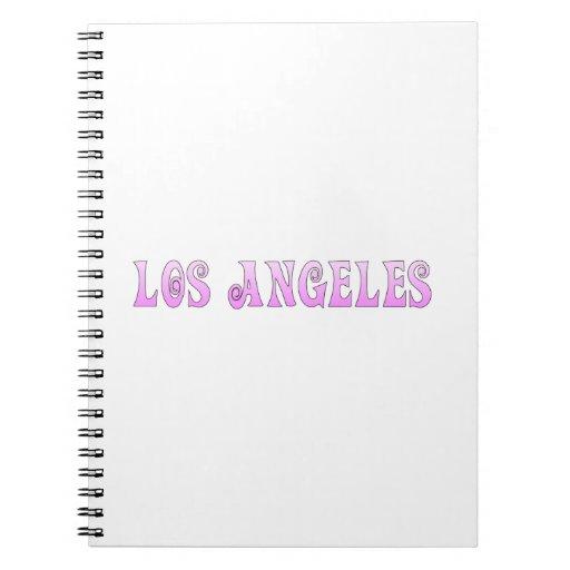 Los Ángeles Libros De Apuntes