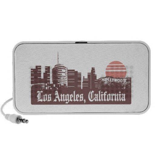 Los Angeles Linesky Laptop Speaker