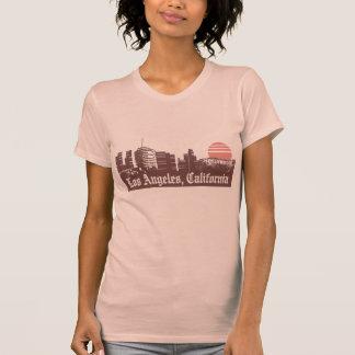 Los Angeles Linesky Tee Shirts