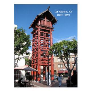Los Angeles - Little Tokyo Postcard! Postcard