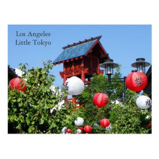 Los Angeles/Little Tokyo Postcard! Postcard
