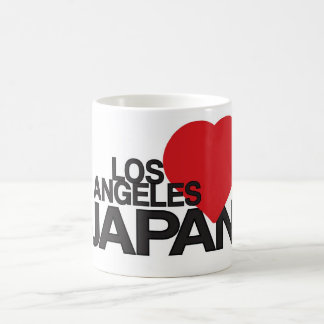 Los Angeles Loves Japan Coffee Mug