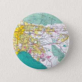 Los Angeles Map Button