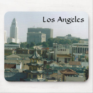 Los Angeles Mouse Pad