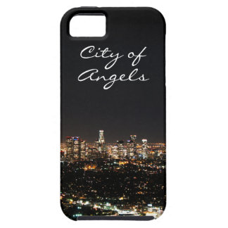 Los Angeles Night iPhone 5 Cover
