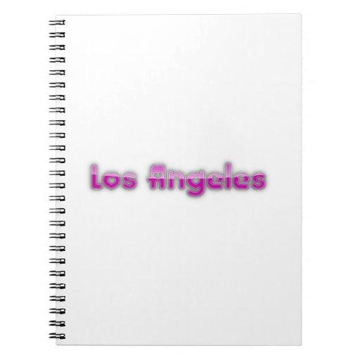 Los Angeles Notebook