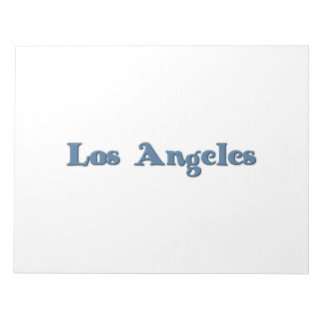 Los Angeles Scratch Pads