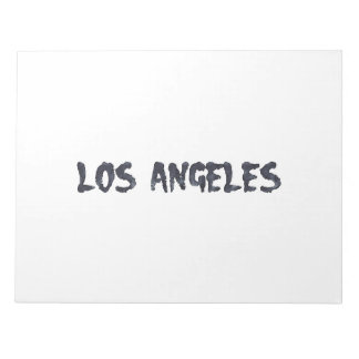 Los Angeles Memo Note Pads