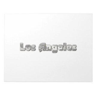 Los Angeles Memo Notepads