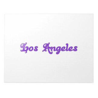 Los Angeles Scratch Pad