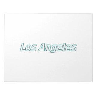 Los Angeles Memo Pads